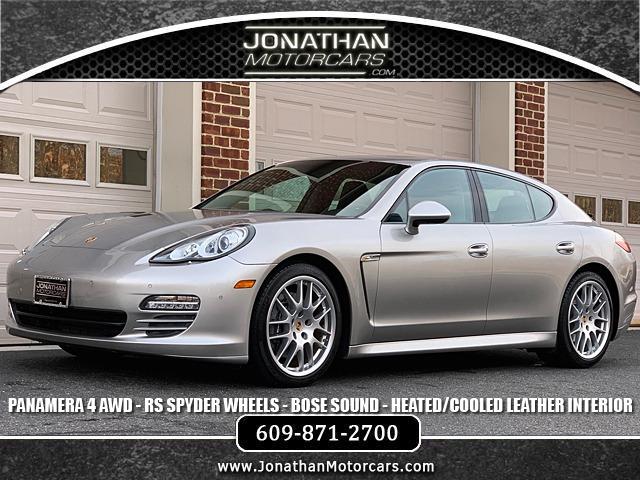 Used 2013 Porsche Panamera 4 | Edgewater Park, NJ