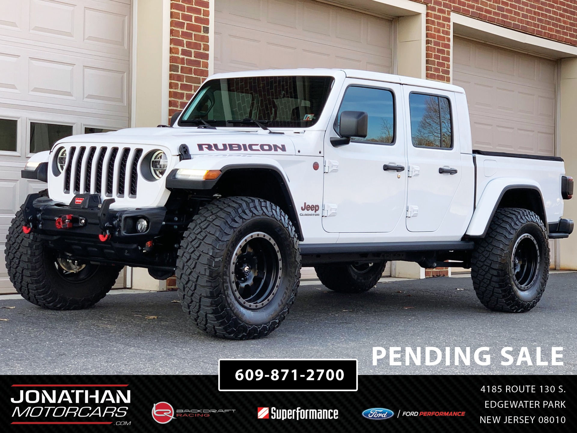 Used 2020 Jeep Gladiator Rubicon | Edgewater Park, NJ