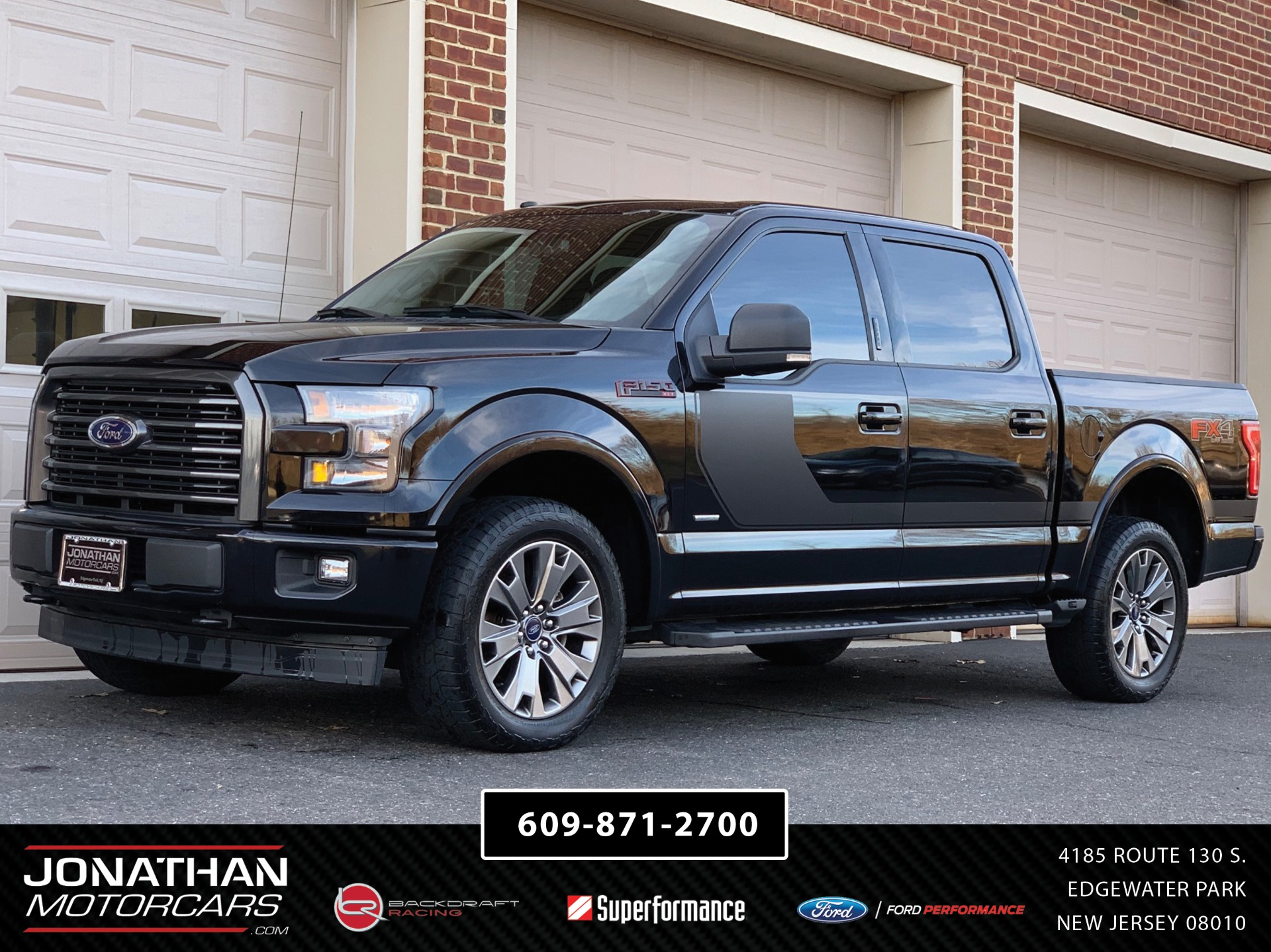 Used 2017 Ford F-150 XLT Sport Appearance Package | Edgewater Park, NJ