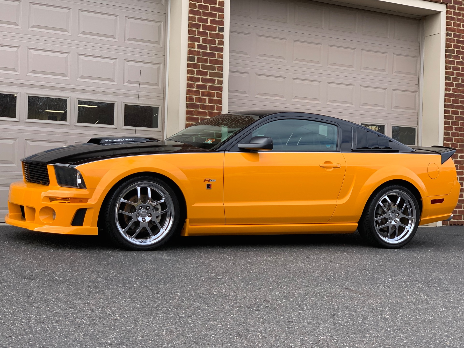 Used-2009-Ford-Mustang-GT-ROUSH-R/C-RTC-STAGE-3