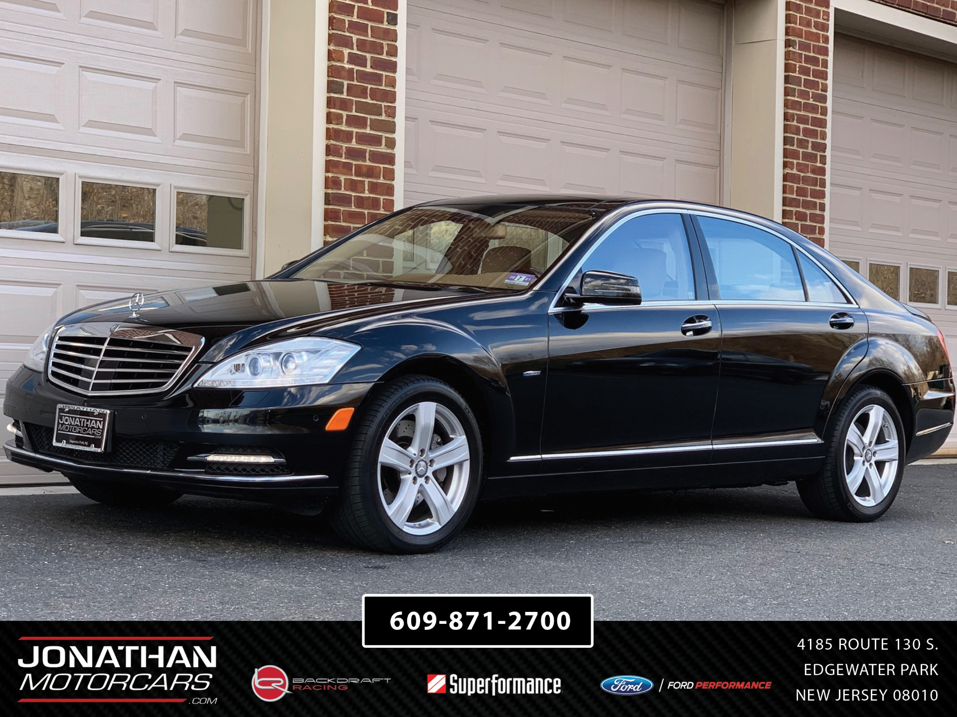 Used 2012 Mercedes-Benz S-Class S 550 4MATIC | Edgewater Park, NJ