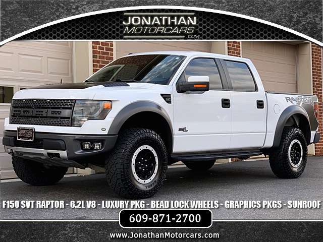 Used 2014 Ford F-150 SVT Raptor | Edgewater Park, NJ