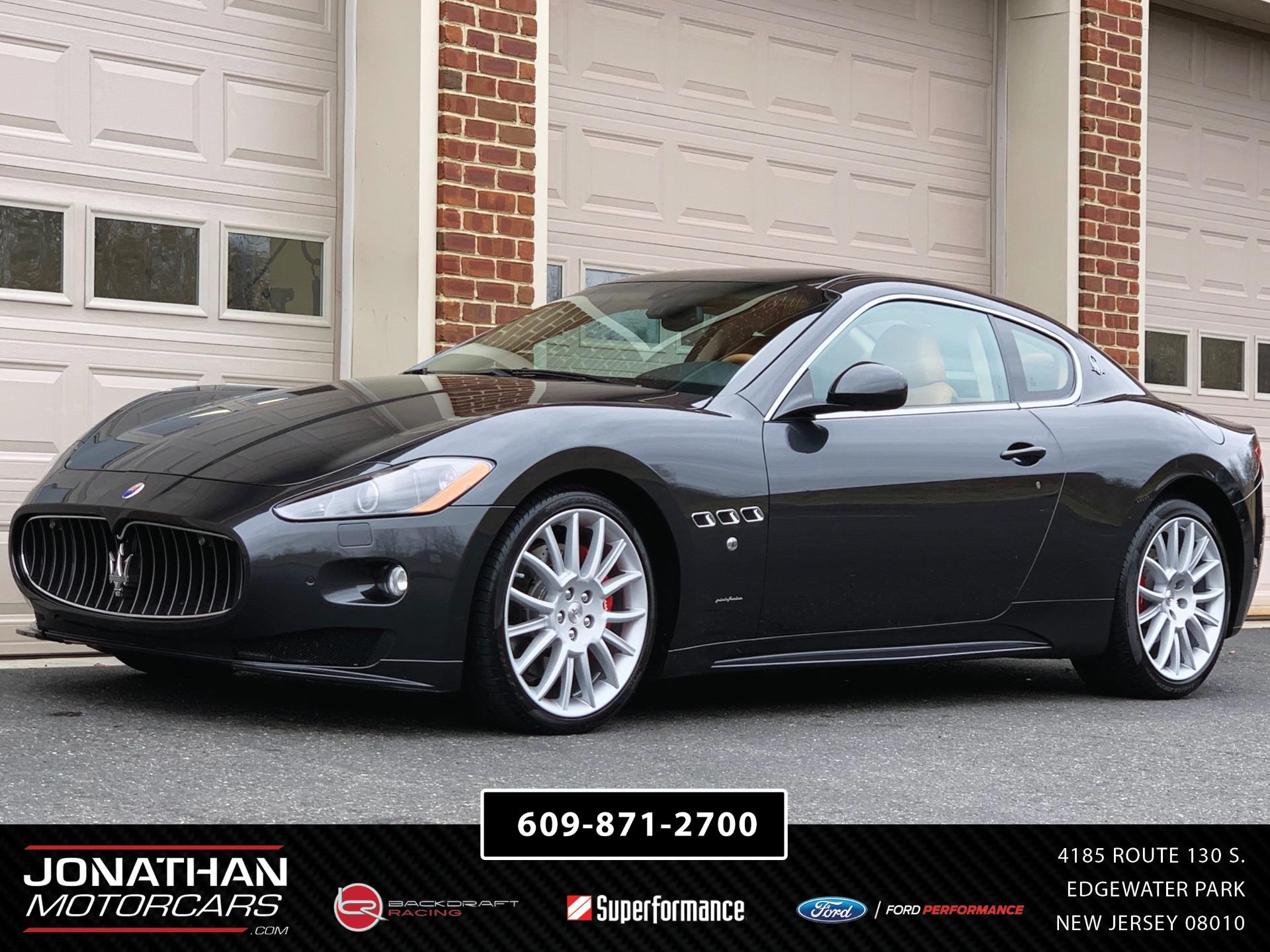 Used 2011 Maserati GranTurismo S Coupe | Edgewater Park, NJ