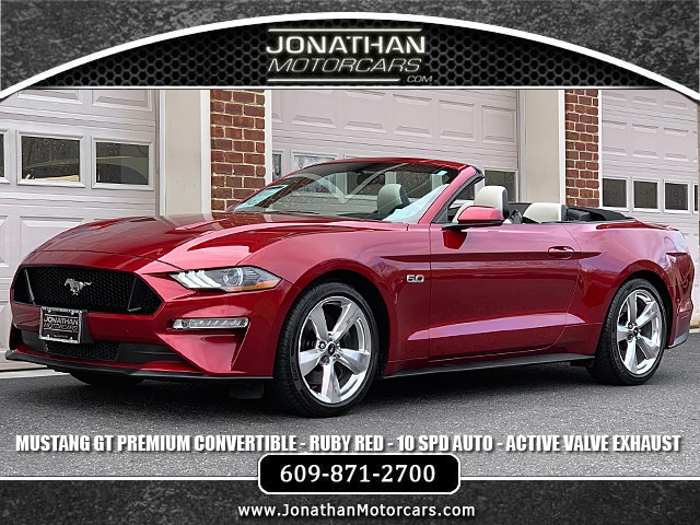 Used 2018 Ford Mustang GT Premium Convertible | Edgewater Park, NJ
