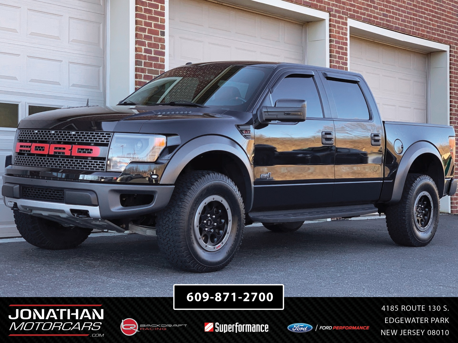 Used 2014 Ford F-150 SVT Raptor Special Edition | Edgewater Park, NJ